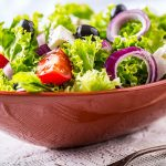 2 verfrissende en gezonde saladerecepten