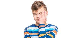 Hoofdpijn tiener