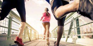 Training benen