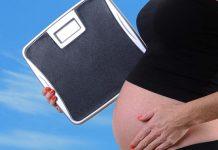 Zwangerschapskilo's