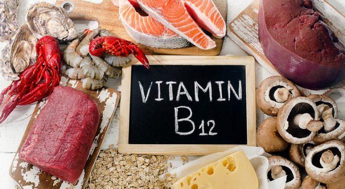 voedsel met vitamine b