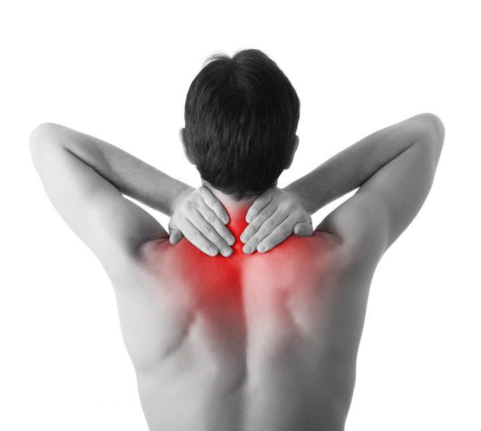 Nekpijn - schouderpijn